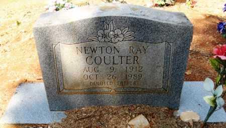 COULTER, NEWTON RAY - Howard County, Arkansas | NEWTON RAY COULTER - Arkansas Gravestone Photos
