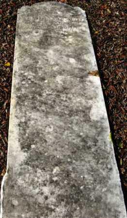 COULTER, SARAH ANN E - Howard County, Arkansas   SARAH ANN E COULTER - Arkansas Gravestone Photos