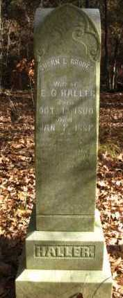 RHODES HALLER, SUSAN L - Howard County, Arkansas   SUSAN L RHODES HALLER - Arkansas Gravestone Photos