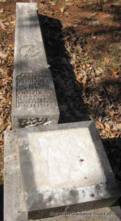 ISON (VETERAN CSA), WILLIAM - Howard County, Arkansas | WILLIAM ISON (VETERAN CSA) - Arkansas Gravestone Photos