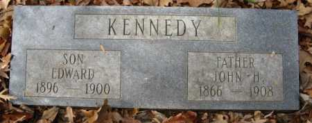 KENNEDY, JOHN H - Howard County, Arkansas | JOHN H KENNEDY - Arkansas Gravestone Photos