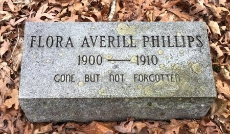 PHILLIPS, FLORA AVERILL - Howard County, Arkansas | FLORA AVERILL PHILLIPS - Arkansas Gravestone Photos