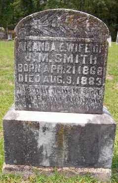 SMITH, AMANDA E - Howard County, Arkansas   AMANDA E SMITH - Arkansas Gravestone Photos