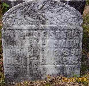SMITH, WILLIS E - Howard County, Arkansas | WILLIS E SMITH - Arkansas Gravestone Photos