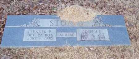 STOKES, JOSEPH FRANKLIN - Howard County, Arkansas | JOSEPH FRANKLIN STOKES - Arkansas Gravestone Photos