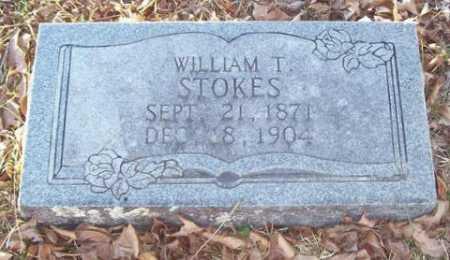 STOKES, WILLIAM T - Howard County, Arkansas | WILLIAM T STOKES - Arkansas Gravestone Photos