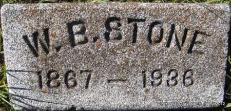 STONE, W B - Howard County, Arkansas | W B STONE - Arkansas Gravestone Photos