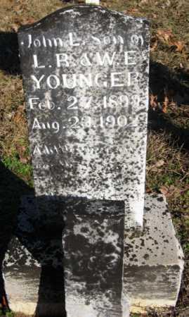 YOUNGER, JOHN L - Howard County, Arkansas   JOHN L YOUNGER - Arkansas Gravestone Photos