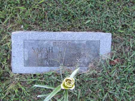 BISHOP, SARAH E. - Independence County, Arkansas | SARAH E. BISHOP - Arkansas Gravestone Photos