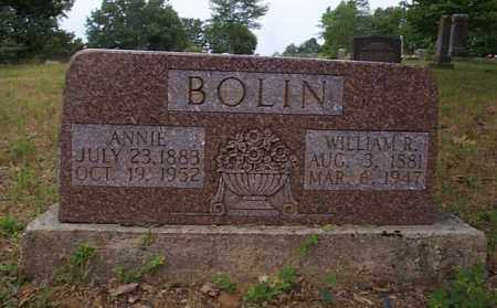 BOLIN, WILLIAM REESE - Independence County, Arkansas | WILLIAM REESE BOLIN - Arkansas Gravestone Photos