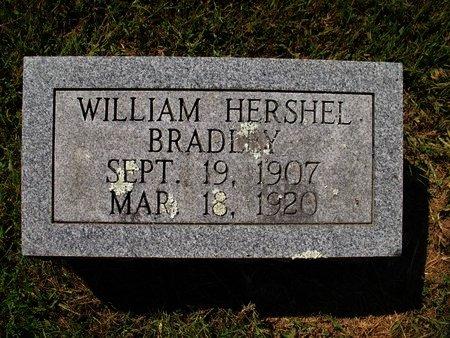 BRADLEY, WILLIAM HERSHEL - Independence County, Arkansas | WILLIAM HERSHEL BRADLEY - Arkansas Gravestone Photos