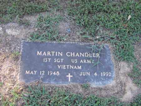CHANDLER (VETERAN VIET), MARTIN - Independence County, Arkansas | MARTIN CHANDLER (VETERAN VIET) - Arkansas Gravestone Photos