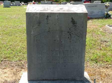 CROW, FANNIE - Independence County, Arkansas | FANNIE CROW - Arkansas Gravestone Photos