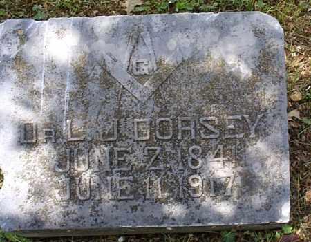 DORSEY, L. J. - Independence County, Arkansas | L. J. DORSEY - Arkansas Gravestone Photos