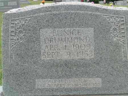 TAYLOR DRUMMOND, EUNICE - Independence County, Arkansas | EUNICE TAYLOR DRUMMOND - Arkansas Gravestone Photos