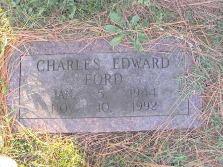 FORD, CHARLES EDWARD - Independence County, Arkansas   CHARLES EDWARD FORD - Arkansas Gravestone Photos