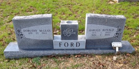 FORD, HAROLD RONALD - Independence County, Arkansas | HAROLD RONALD FORD - Arkansas Gravestone Photos