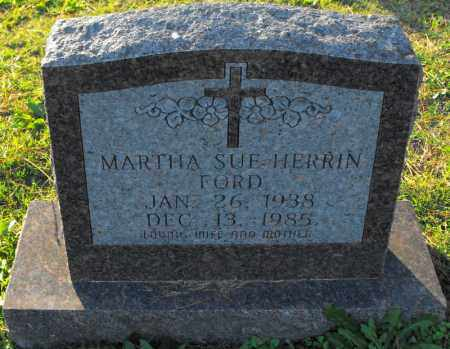 FORD, MARTHA SUE - Independence County, Arkansas   MARTHA SUE FORD - Arkansas Gravestone Photos