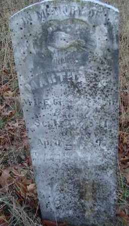 FORD, MARTHA PRISCILLA - Independence County, Arkansas | MARTHA PRISCILLA FORD - Arkansas Gravestone Photos