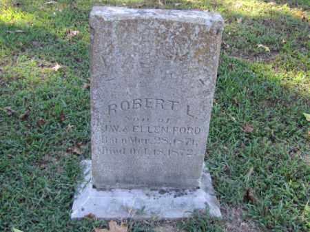 FORD, ROBERT L. - Independence County, Arkansas | ROBERT L. FORD - Arkansas Gravestone Photos