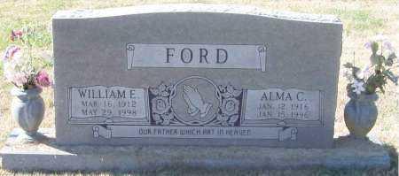 FORD, WILLIAM E - Independence County, Arkansas | WILLIAM E FORD - Arkansas Gravestone Photos
