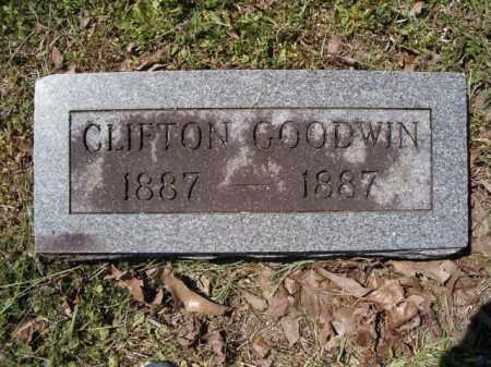 GOODWIN, CLIFTON - Independence County, Arkansas   CLIFTON GOODWIN - Arkansas Gravestone Photos