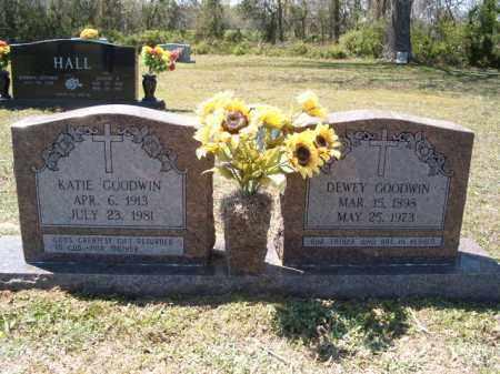 GOODWIN, KATIE - Independence County, Arkansas   KATIE GOODWIN - Arkansas Gravestone Photos