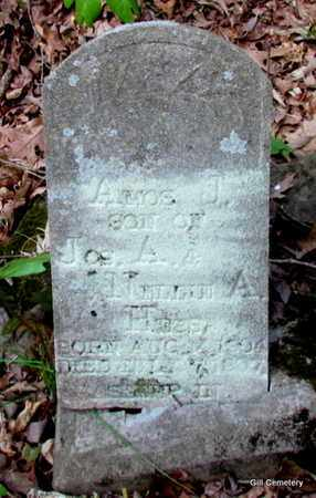 HESS, AMOS J - Independence County, Arkansas   AMOS J HESS - Arkansas Gravestone Photos