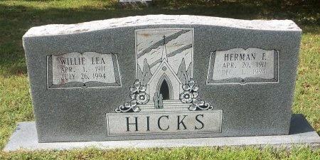 HICKS, HERMAN F. - Independence County, Arkansas | HERMAN F. HICKS - Arkansas Gravestone Photos