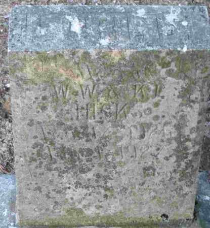 HICKS, LORINE - Independence County, Arkansas | LORINE HICKS - Arkansas Gravestone Photos