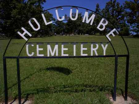 *HOLCOMBE CEMETERY,  - Independence County, Arkansas |  *HOLCOMBE CEMETERY - Arkansas Gravestone Photos