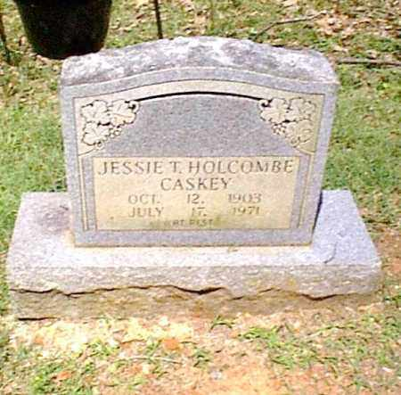 HOLCOMBE, JESSIE - Independence County, Arkansas | JESSIE HOLCOMBE - Arkansas Gravestone Photos