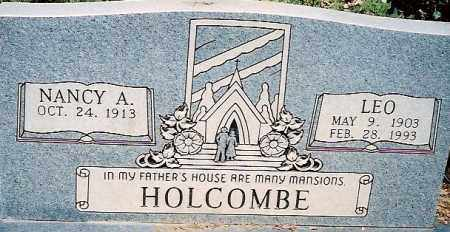 HOLCOMBE, NANCY A. - Independence County, Arkansas | NANCY A. HOLCOMBE - Arkansas Gravestone Photos
