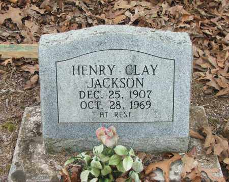 JACKSON, HENRY CLAY - Independence County, Arkansas   HENRY CLAY JACKSON - Arkansas Gravestone Photos