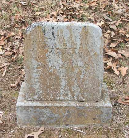 JACKSON, HALLIE JEAN - Independence County, Arkansas   HALLIE JEAN JACKSON - Arkansas Gravestone Photos