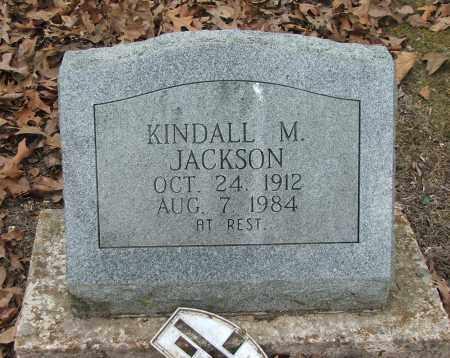 JACKSON, KINDALL M. - Independence County, Arkansas   KINDALL M. JACKSON - Arkansas Gravestone Photos