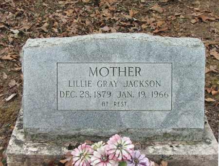 JACKSON, LILLIE - Independence County, Arkansas | LILLIE JACKSON - Arkansas Gravestone Photos