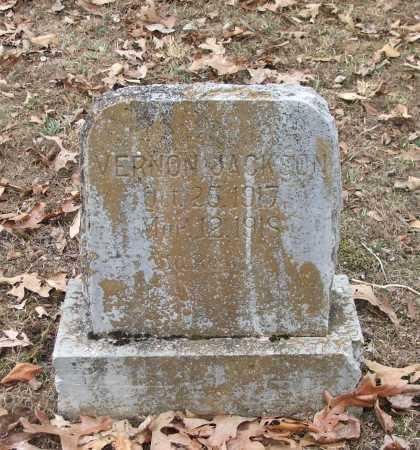 JACKSON, VERNON - Independence County, Arkansas | VERNON JACKSON - Arkansas Gravestone Photos