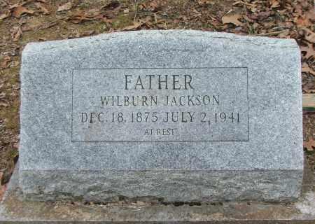JACKSON, WILBURN - Independence County, Arkansas   WILBURN JACKSON - Arkansas Gravestone Photos