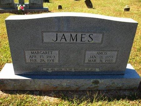 JAMES, MARGARET - Independence County, Arkansas | MARGARET JAMES - Arkansas Gravestone Photos