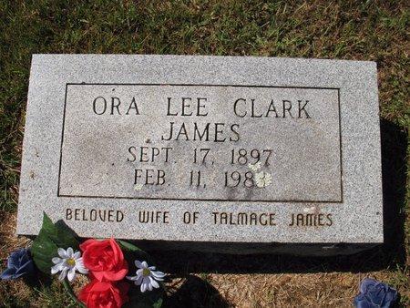 JAMES, ORA LEE - Independence County, Arkansas | ORA LEE JAMES - Arkansas Gravestone Photos