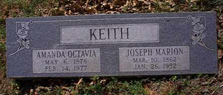 KEITH, AMANDA OCTAVIA - Independence County, Arkansas | AMANDA OCTAVIA KEITH - Arkansas Gravestone Photos