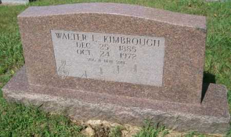 KIMBROUGH, WALTER L - Independence County, Arkansas | WALTER L KIMBROUGH - Arkansas Gravestone Photos