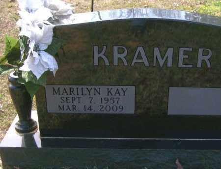 KRAMER, MARILYN KAY - Independence County, Arkansas   MARILYN KAY KRAMER - Arkansas Gravestone Photos