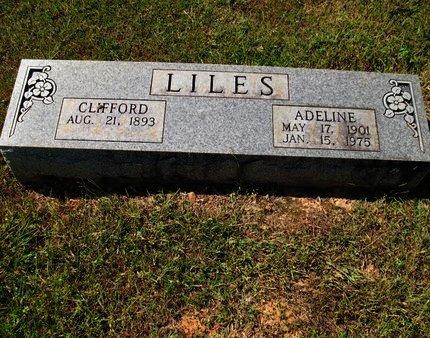 LILES, CLIFFORD - Independence County, Arkansas   CLIFFORD LILES - Arkansas Gravestone Photos