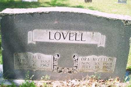 LOVELL, ORA - Independence County, Arkansas | ORA LOVELL - Arkansas Gravestone Photos