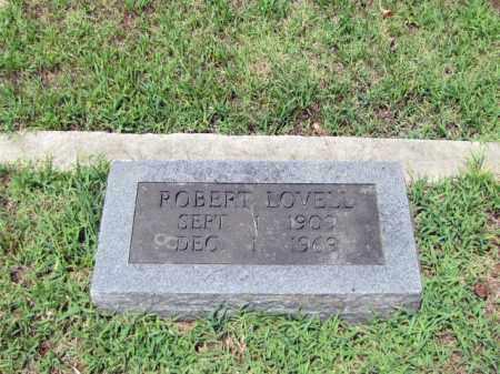 LOVELL, ROBERT - Independence County, Arkansas | ROBERT LOVELL - Arkansas Gravestone Photos