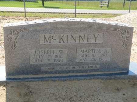 MCKINNEY, MARTHA A. - Independence County, Arkansas | MARTHA A. MCKINNEY - Arkansas Gravestone Photos