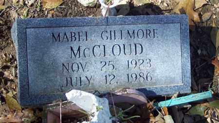 MCLOUD, MABEL - Independence County, Arkansas   MABEL MCLOUD - Arkansas Gravestone Photos