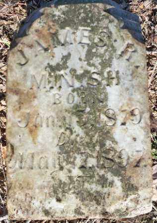 MINISH, JAMES R. - Independence County, Arkansas | JAMES R. MINISH - Arkansas Gravestone Photos